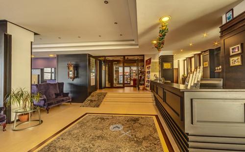 Гранд Хотел Янтра - Виртуална разходка