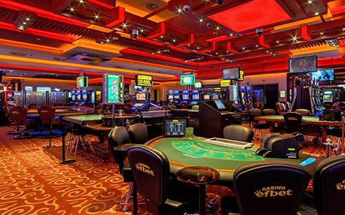 Casino EfBet Kulata