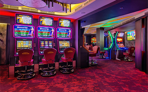 Casino EfBet Veliko Turnovo