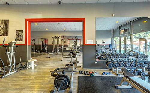 Fitness Center Max Power