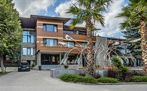 Hotel Royal Spa Velingrad