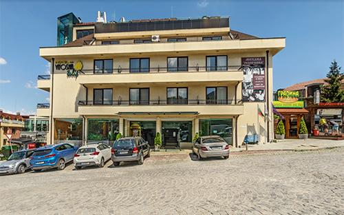 Hotel Vitosha Tullip