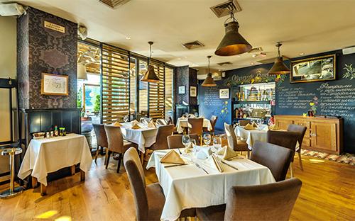 Restaurant Victoria Bulgaria