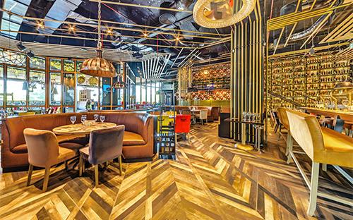 Restaurant Victoria Markovo Tepe Mall