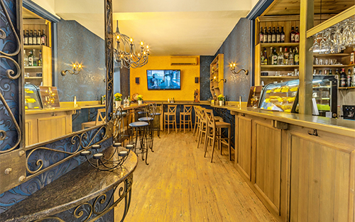 Vitosha Bar and Dinner