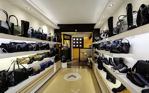Магазин за обувки BOXX - Виртуална разходка