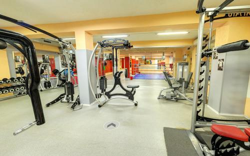 Спортен център Перник - Виртуална разходка