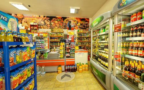 Хранителни стоки Вучко - Виртуална разходка