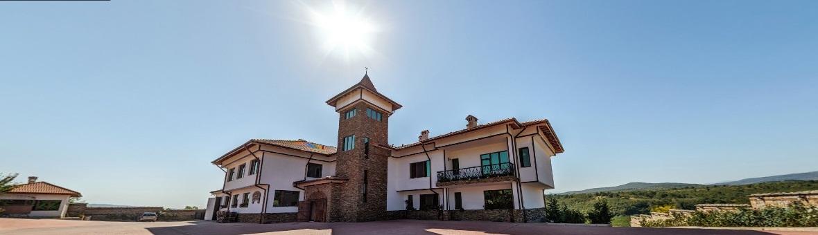 Виртуална разходка на винарска изба Манастира