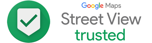 Businessview.bg Google street view trusted badge
